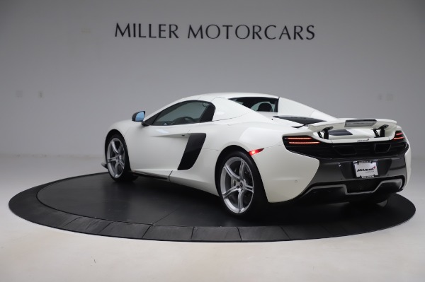 Used 2016 McLaren 650S Spider for sale $152,900 at Rolls-Royce Motor Cars Greenwich in Greenwich CT 06830 12