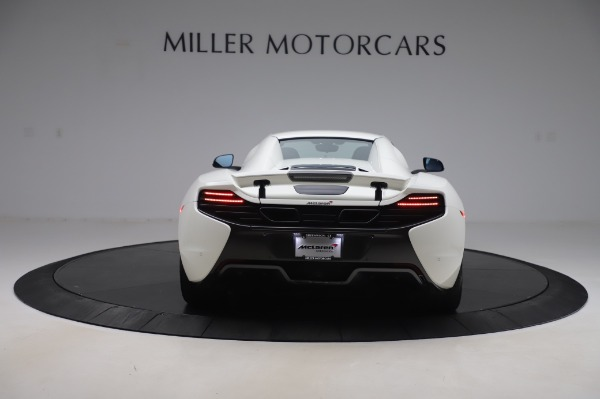 Used 2016 McLaren 650S Spider for sale $152,900 at Rolls-Royce Motor Cars Greenwich in Greenwich CT 06830 13