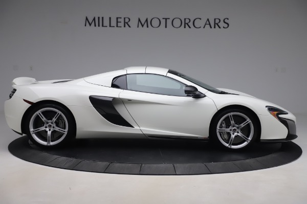Used 2016 McLaren 650S Spider for sale $152,900 at Rolls-Royce Motor Cars Greenwich in Greenwich CT 06830 15