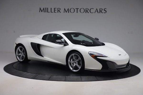 Used 2016 McLaren 650S Spider for sale $152,900 at Rolls-Royce Motor Cars Greenwich in Greenwich CT 06830 16