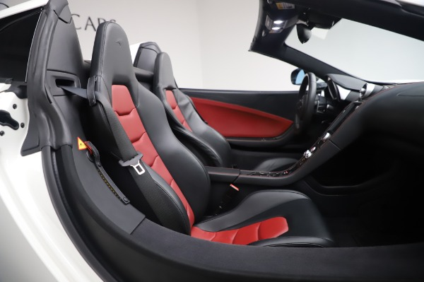 Used 2016 McLaren 650S Spider for sale $152,900 at Rolls-Royce Motor Cars Greenwich in Greenwich CT 06830 22