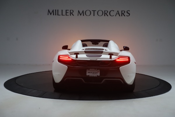 Used 2016 McLaren 650S Spider for sale $152,900 at Rolls-Royce Motor Cars Greenwich in Greenwich CT 06830 4