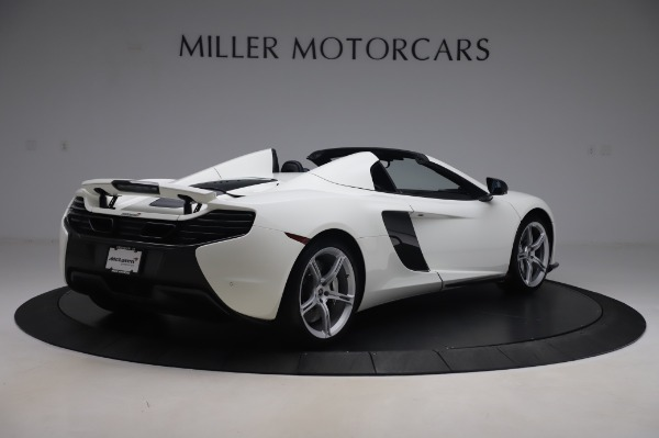Used 2016 McLaren 650S Spider for sale $152,900 at Rolls-Royce Motor Cars Greenwich in Greenwich CT 06830 5