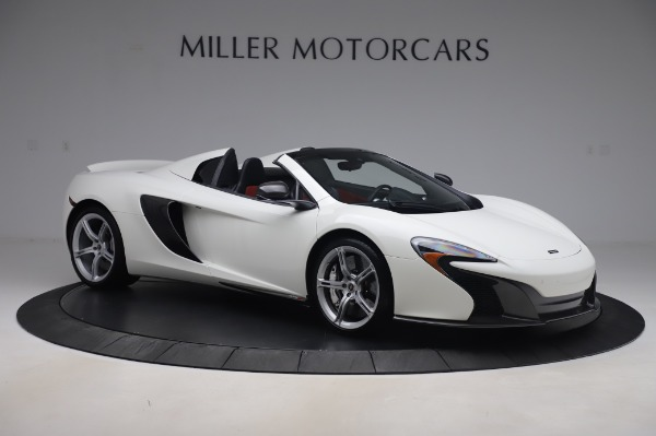 Used 2016 McLaren 650S Spider for sale $152,900 at Rolls-Royce Motor Cars Greenwich in Greenwich CT 06830 7