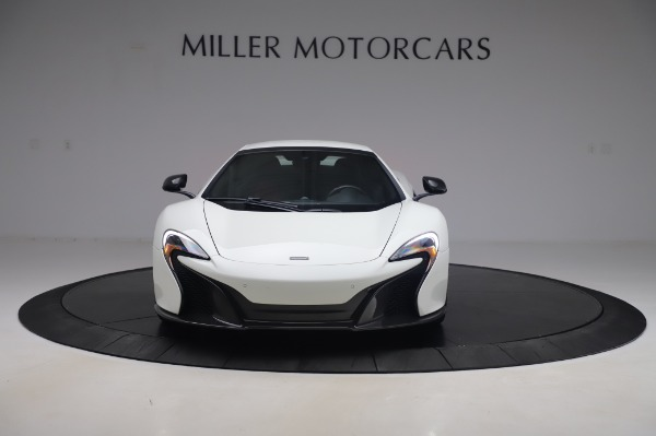 Used 2016 McLaren 650S Spider for sale $152,900 at Rolls-Royce Motor Cars Greenwich in Greenwich CT 06830 9