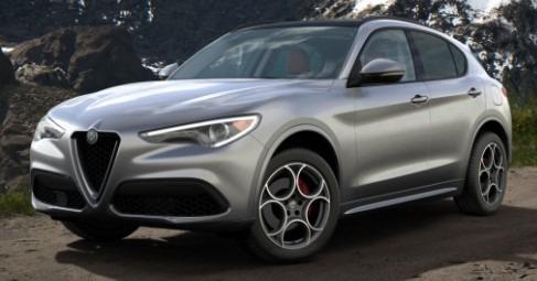 New 2020 Alfa Romeo Stelvio Sport Q4 for sale $50,945 at Rolls-Royce Motor Cars Greenwich in Greenwich CT 06830 1