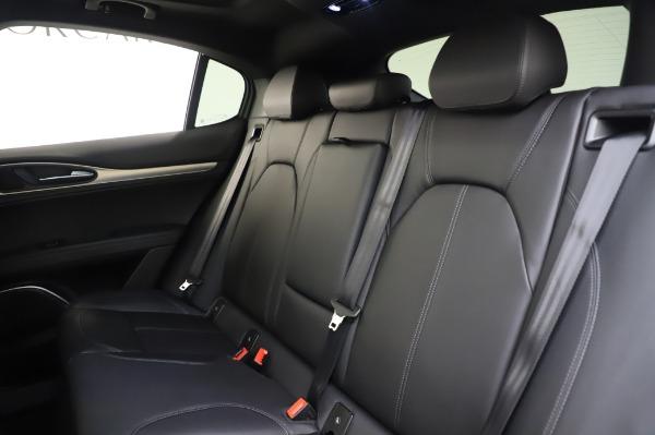 New 2020 Alfa Romeo Stelvio Sport Q4 for sale $50,645 at Rolls-Royce Motor Cars Greenwich in Greenwich CT 06830 18