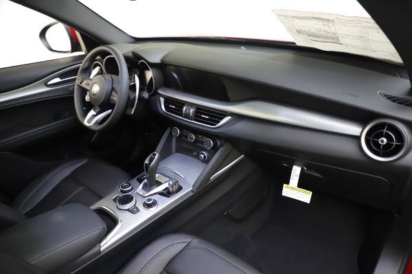 New 2020 Alfa Romeo Stelvio Sport Q4 for sale $50,645 at Rolls-Royce Motor Cars Greenwich in Greenwich CT 06830 24