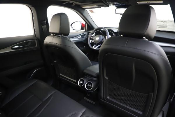 New 2020 Alfa Romeo Stelvio Sport Q4 for sale $50,645 at Rolls-Royce Motor Cars Greenwich in Greenwich CT 06830 27