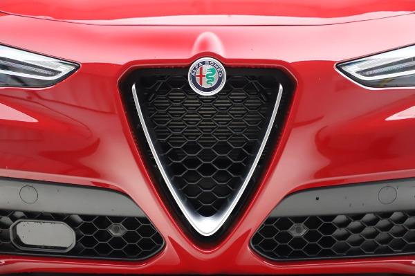 New 2020 Alfa Romeo Stelvio Sport Q4 for sale $50,645 at Rolls-Royce Motor Cars Greenwich in Greenwich CT 06830 28
