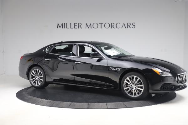 New 2020 Maserati Quattroporte S Q4 for sale $110,999 at Rolls-Royce Motor Cars Greenwich in Greenwich CT 06830 10