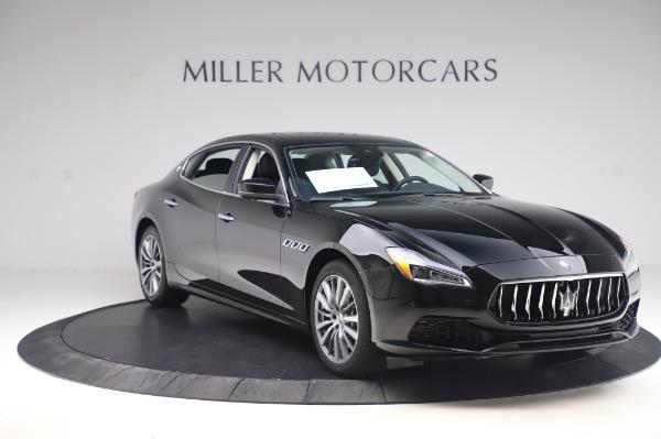 New 2020 Maserati Quattroporte S Q4 for sale $110,999 at Rolls-Royce Motor Cars Greenwich in Greenwich CT 06830 11