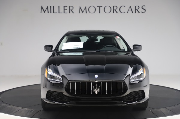New 2020 Maserati Quattroporte S Q4 for sale $110,999 at Rolls-Royce Motor Cars Greenwich in Greenwich CT 06830 12