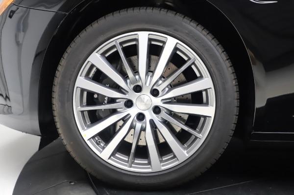 New 2020 Maserati Quattroporte S Q4 for sale $110,999 at Rolls-Royce Motor Cars Greenwich in Greenwich CT 06830 14