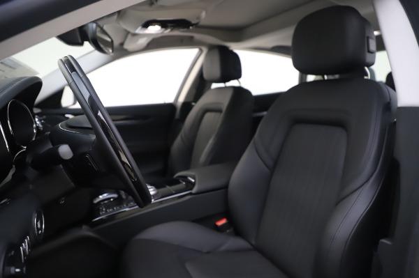 New 2020 Maserati Quattroporte S Q4 for sale $110,999 at Rolls-Royce Motor Cars Greenwich in Greenwich CT 06830 15