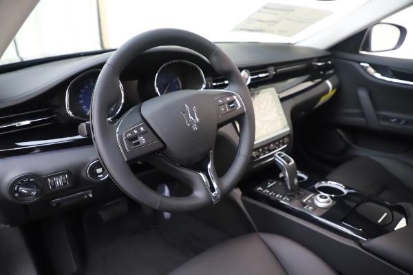 New 2020 Maserati Quattroporte S Q4 for sale $110,999 at Rolls-Royce Motor Cars Greenwich in Greenwich CT 06830 17