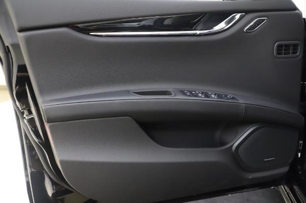 New 2020 Maserati Quattroporte S Q4 for sale $110,999 at Rolls-Royce Motor Cars Greenwich in Greenwich CT 06830 18