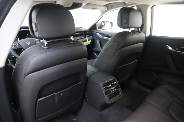 New 2020 Maserati Quattroporte S Q4 for sale $110,999 at Rolls-Royce Motor Cars Greenwich in Greenwich CT 06830 21