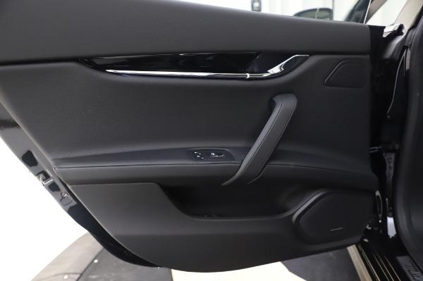 New 2020 Maserati Quattroporte S Q4 for sale $110,999 at Rolls-Royce Motor Cars Greenwich in Greenwich CT 06830 22