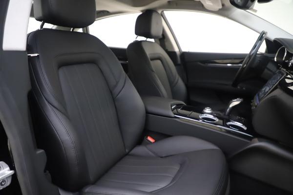 New 2020 Maserati Quattroporte S Q4 for sale $110,999 at Rolls-Royce Motor Cars Greenwich in Greenwich CT 06830 23