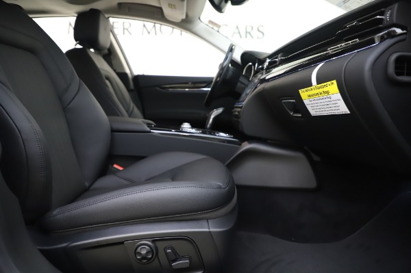 New 2020 Maserati Quattroporte S Q4 for sale $110,999 at Rolls-Royce Motor Cars Greenwich in Greenwich CT 06830 24