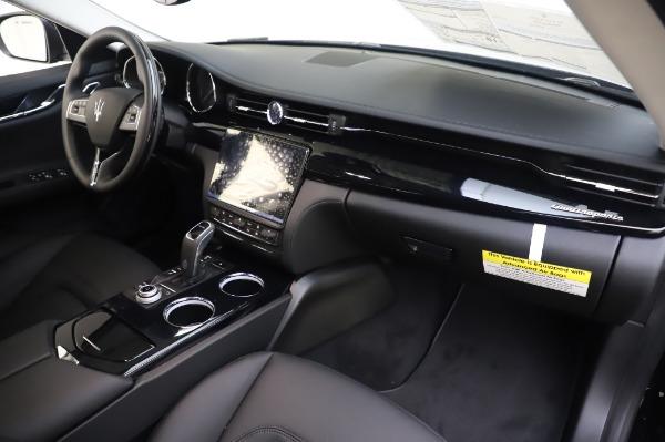 New 2020 Maserati Quattroporte S Q4 for sale $110,999 at Rolls-Royce Motor Cars Greenwich in Greenwich CT 06830 25