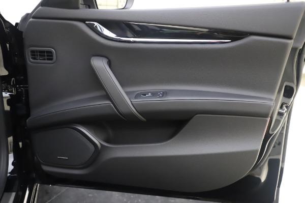 New 2020 Maserati Quattroporte S Q4 for sale $110,999 at Rolls-Royce Motor Cars Greenwich in Greenwich CT 06830 26