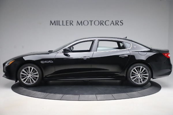 New 2020 Maserati Quattroporte S Q4 for sale $110,999 at Rolls-Royce Motor Cars Greenwich in Greenwich CT 06830 3