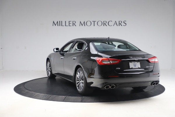 New 2020 Maserati Quattroporte S Q4 for sale $110,999 at Rolls-Royce Motor Cars Greenwich in Greenwich CT 06830 5