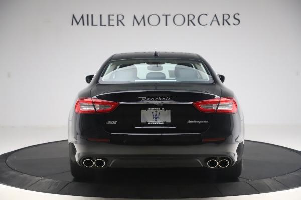 New 2020 Maserati Quattroporte S Q4 for sale $110,999 at Rolls-Royce Motor Cars Greenwich in Greenwich CT 06830 6