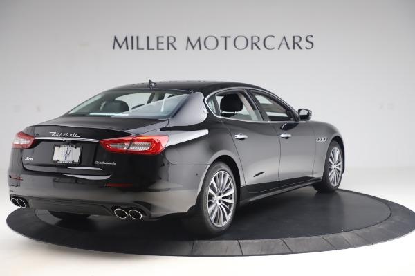 New 2020 Maserati Quattroporte S Q4 for sale $110,999 at Rolls-Royce Motor Cars Greenwich in Greenwich CT 06830 7