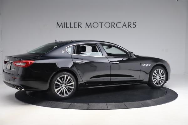 New 2020 Maserati Quattroporte S Q4 for sale $110,999 at Rolls-Royce Motor Cars Greenwich in Greenwich CT 06830 8