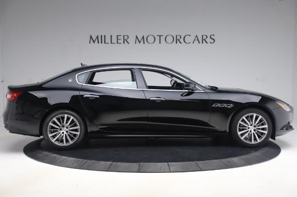 New 2020 Maserati Quattroporte S Q4 for sale $110,999 at Rolls-Royce Motor Cars Greenwich in Greenwich CT 06830 9