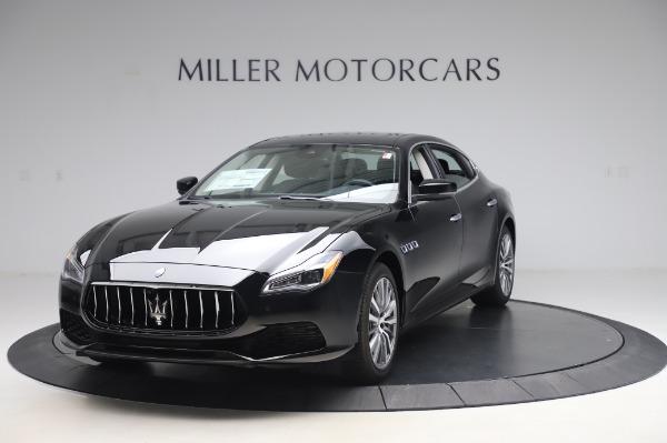 New 2020 Maserati Quattroporte S Q4 for sale $110,999 at Rolls-Royce Motor Cars Greenwich in Greenwich CT 06830 1