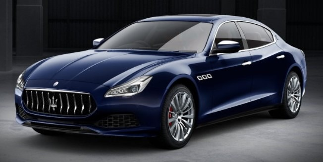 New 2020 Maserati Quattroporte S Q4 for sale $110,299 at Rolls-Royce Motor Cars Greenwich in Greenwich CT 06830 1