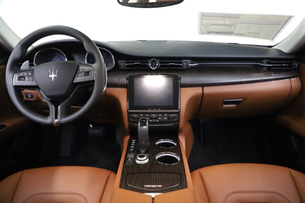 New 2020 Maserati Quattroporte S Q4 for sale Sold at Rolls-Royce Motor Cars Greenwich in Greenwich CT 06830 13
