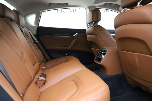 New 2020 Maserati Quattroporte S Q4 for sale Sold at Rolls-Royce Motor Cars Greenwich in Greenwich CT 06830 22