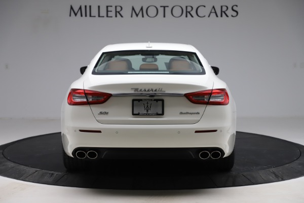 New 2020 Maserati Quattroporte S Q4 for sale Sold at Rolls-Royce Motor Cars Greenwich in Greenwich CT 06830 4