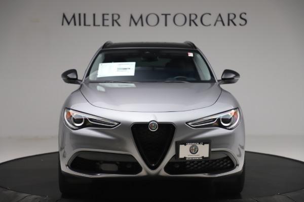 New 2020 Alfa Romeo Stelvio for sale $50,145 at Rolls-Royce Motor Cars Greenwich in Greenwich CT 06830 12