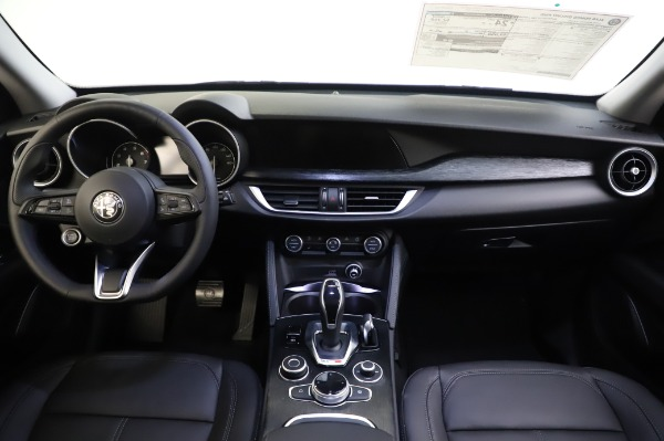 New 2020 Alfa Romeo Stelvio for sale $50,145 at Rolls-Royce Motor Cars Greenwich in Greenwich CT 06830 16