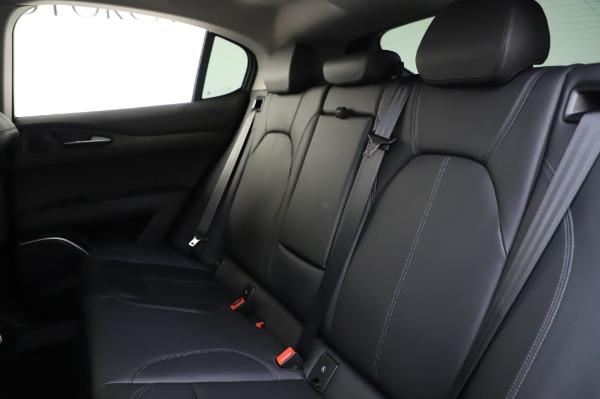 New 2020 Alfa Romeo Stelvio for sale $50,145 at Rolls-Royce Motor Cars Greenwich in Greenwich CT 06830 18