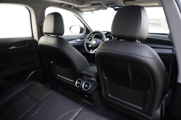 New 2020 Alfa Romeo Stelvio for sale $50,145 at Rolls-Royce Motor Cars Greenwich in Greenwich CT 06830 28