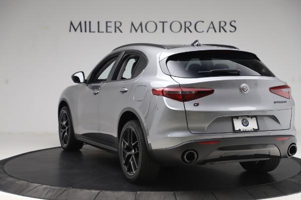 New 2020 Alfa Romeo Stelvio for sale $50,145 at Rolls-Royce Motor Cars Greenwich in Greenwich CT 06830 5