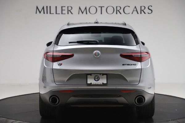 New 2020 Alfa Romeo Stelvio for sale $50,145 at Rolls-Royce Motor Cars Greenwich in Greenwich CT 06830 6