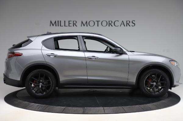New 2020 Alfa Romeo Stelvio for sale $50,145 at Rolls-Royce Motor Cars Greenwich in Greenwich CT 06830 9