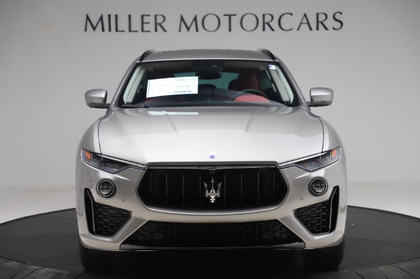 New 2020 Maserati Levante S Q4 GranSport for sale $104,635 at Rolls-Royce Motor Cars Greenwich in Greenwich CT 06830 12