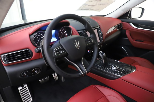 New 2020 Maserati Levante S Q4 GranSport for sale $104,635 at Rolls-Royce Motor Cars Greenwich in Greenwich CT 06830 13
