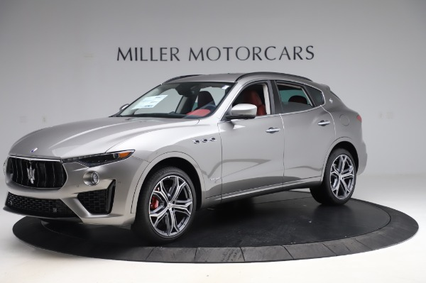 New 2020 Maserati Levante S Q4 GranSport for sale $104,635 at Rolls-Royce Motor Cars Greenwich in Greenwich CT 06830 2