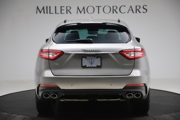 New 2020 Maserati Levante S Q4 GranSport for sale $104,635 at Rolls-Royce Motor Cars Greenwich in Greenwich CT 06830 6