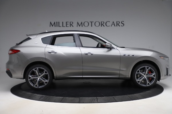 New 2020 Maserati Levante S Q4 GranSport for sale $104,635 at Rolls-Royce Motor Cars Greenwich in Greenwich CT 06830 9